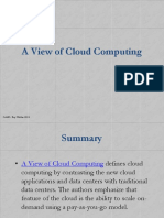 02 a View of Cloud Computing