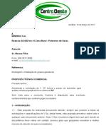 Manutenções Diversas - Frigorífico Minerva Foods - Atualizada