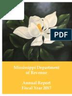 MSDOR Annual Report FY 2017 Final 2