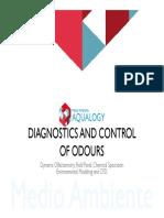 Diagnostics and Control of Odours-General Presentation