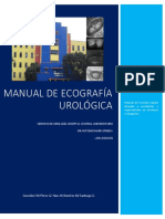 Manual Eco Graf i a Urologic A