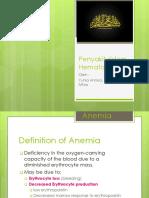 1. Penyakit hematologi