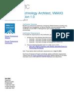 e20-542 - VMAX3 Solutions and Design Specialist.pdf