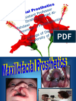 maxillofacial Prosthodontics