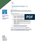 e30-587 - Expert - VMAX3 Solutions Version