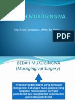 Bedah Mukogingival ffff