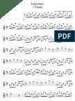1 Flauta - Esperanca