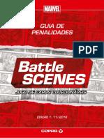 Copag Battle Scenes Guia de Penalidades