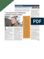Entrevista Tolja -La Vanguardia