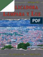Catalogo Lampara y Luz