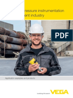 35185 en Level and Pressure Instrumentation for the Cement Industry