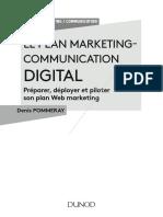 LE PLAN MARKETING-communication Digital