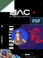 Presentación Comercial - Franquicias BAC 2018 By Bruno Agostini.