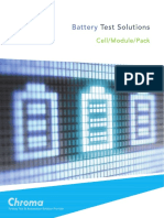 Battery Test E