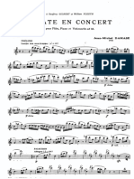 Damase , Sonate en Concert Flute part.pdf