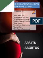 Agama Abortus