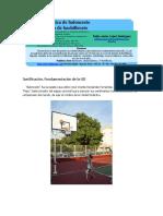 Unidad Didáctica de Baloncesto Para Primero de Bachillerato Efdeportes