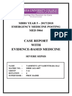 Case Write Up Emergency Medicine Y5