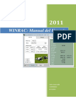 Manual de Usuario Winrac