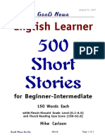 20 Stories for Beginners