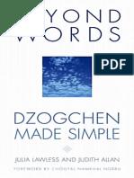 Julia Lawless Beyond Words Dzogchen Made Simple.pdf
