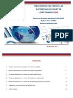 Presentation Du Projet de LF 2018