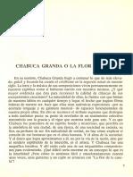Chabuca Granda Libro