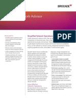Brocade Network Advisor Ds