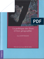 Introduction a La Politique Des Etats Et
