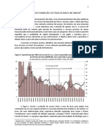 O Processo de Formação Da Taxa de Juros No Brasil