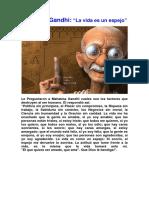 Consejos de Gandhi