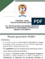 Chapter 4 Boiler