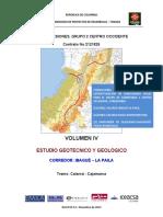 Vol 04 Informe Geotecncio Calarca-cajamarca v1