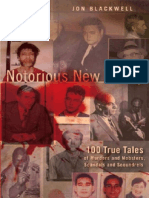 [Jon Blackwell] Notorious New Jersey 100 True Tales
