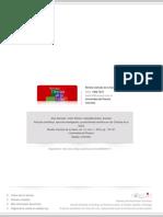 Artículos Científicos, Tipos de Investigación y Productividad Científica en Las Ciencias de La Salud