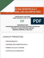 M4 DDHBC Pada Ibu Hamil & Kelompok Resti