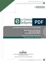 Los desafíos del MKT en la era del Big Data.pdf