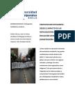 INCLUSIÓN ESTUDIANTIL EN CHILE