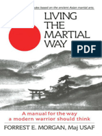 Living the Martial Way - Forrest Morgan