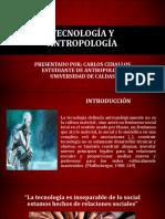 tecnologayantropologa-170529055345