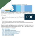 Nueve Pasos Para Crear Una Empresa Con Personería Jurídica en El Perú