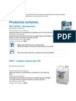 Documento pinturas de PPG.