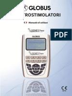 Manuale Genesy 1500 ITA Rev.01.15