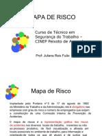 77634877 Mapa de Risco Disciplina de Desenho Tecnico Tec Seguranca Do Trabalho