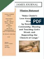 St. James Jan Feb Newsletter
