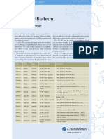 CONSILIUM Technical Bulletin for EV PP Detcetors and MCP