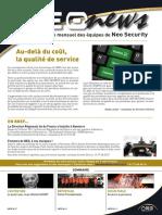 NeoNews Mars 2011