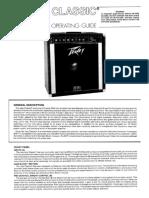 Peavey Jazz Classic 80300216