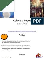 Ácidos y Bases-clase 1