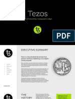 Tezos Overview